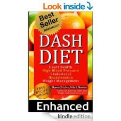 Dash Diet Boo ISBN B00HAVX3UQ BEST SELLER