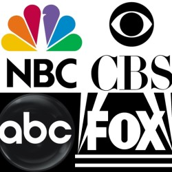 NBC CBS abc FOX Media networks