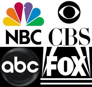 NBC-CBS-abc-FOX