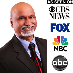 "Shawn Chhabra ""As seen on"" on ABC, NBC, FOX and CBS"