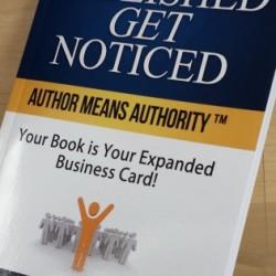 Get Published Get Noticed Book