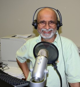 Shawn Chhabra, Passionate Podcaster